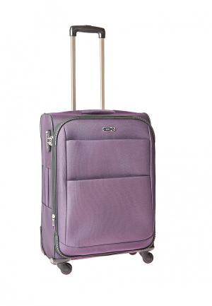 Чемодан 82л (M) Antler. Цвет: фиолетовый