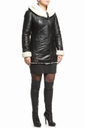 Куртка UNDO EXCLUSIVE. Цвет: черный, белый