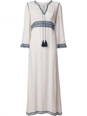 Colomba maxi dress Talitha. Цвет: белый
