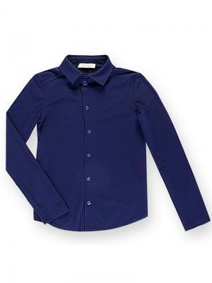 Рубашка Stillini. Цвет: темно-синий