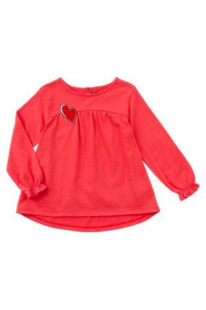 Блузка FREE AGE. Цвет: красный