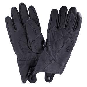 Перчатки  Gulch ParkBlack Volcom. Цвет: черный