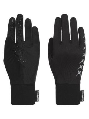 Перчатки Icepeak. Цвет: черный