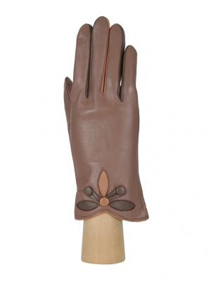 Перчатки Fabretti. Цвет: темно-бежевый