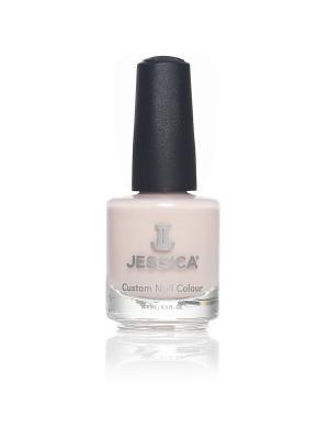 Лак для ногтей  #938 Sssh, 14,8 мл JESSICA. Цвет: бежевый
