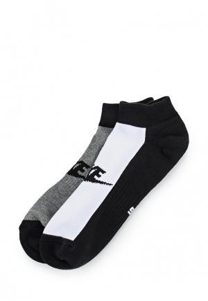 Комплект носков 2 пары Nike. Цвет: разноцветный