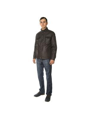 Куртки Mirage-MV. Цвет: коричневый