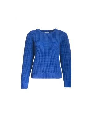 Джемпер New York Wooly's. Цвет: синий