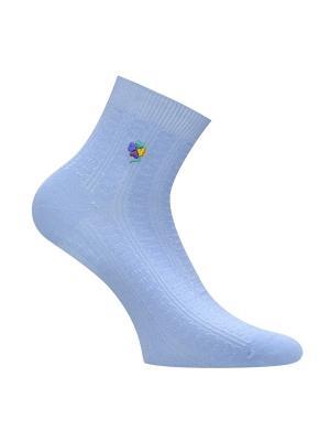 Носки Master Socks. Цвет: светло-голубой, бледно-розовый, молочный