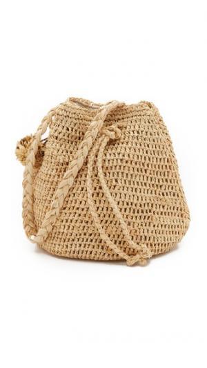 Сумочка-мешочек из рафии Hat Attack