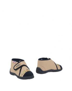 Полусапоги и высокие ботинки BALDUCCI. Цвет: бежевый