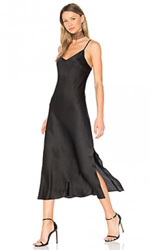 Платье after midnight Yumi Kim. Цвет: черный