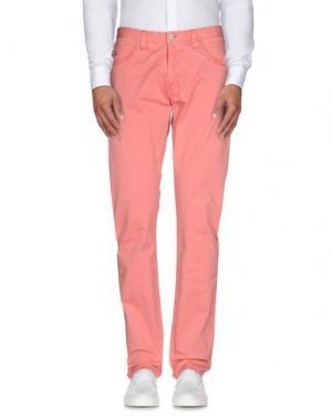 Повседневные брюки BROOKSFIELD. Цвет: розовый