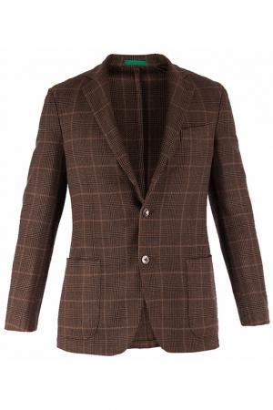 Пиджак Pal Zileri. Цвет: коричневый