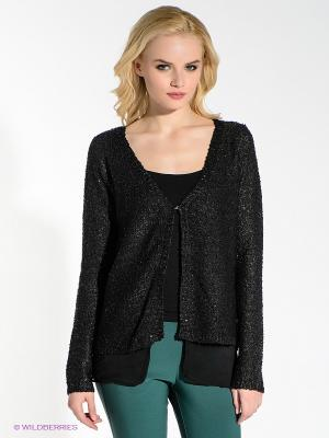 Кардиган Vero moda. Цвет: черный