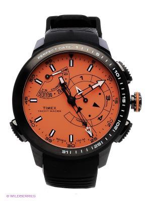 Часы TIMEX. Цвет: красный