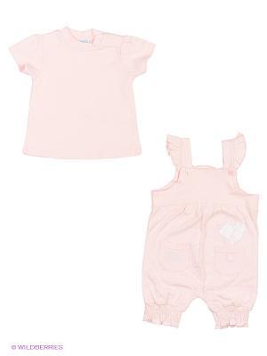 Комплект Cutie Bear. Цвет: розовый