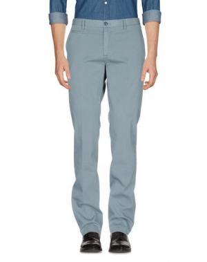 Повседневные брюки JAGGY. Цвет: светло-зеленый