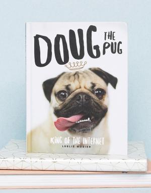 Books Книга Doug the Pug. Цвет: мульти