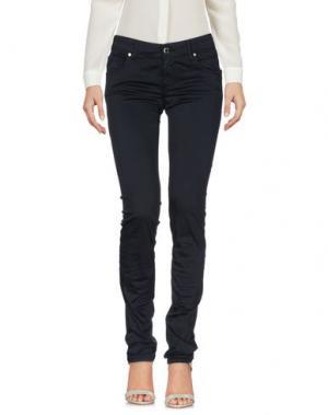 Повседневные брюки DIRK BIKKEMBERGS SPORT COUTURE. Цвет: темно-синий