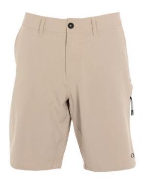 Пляжные брюки и шорты OAKLEY. Цвет: верблюжий