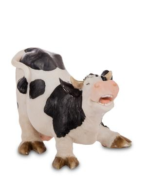 Фигура Корова Мальвина Sealmark. Цвет: белый