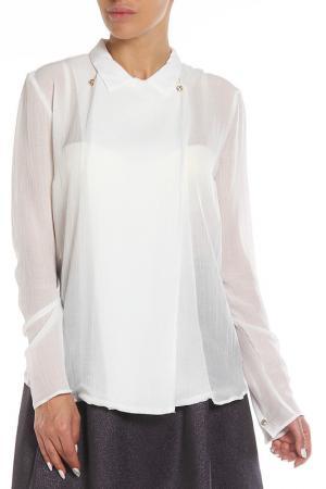 Блуза Costume National. Цвет: 100 белый
