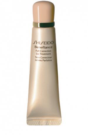 Средство для полного восстановления контура губ Benefiance Shiseido. Цвет: бесцветный