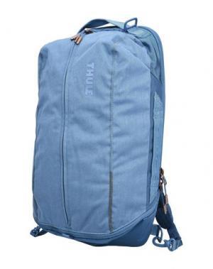Рюкзаки и сумки на пояс THULE®. Цвет: грифельно-синий