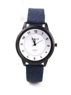 Часы 1Azaliya. Цвет: синий