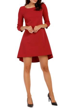 Платье LOU-LOU. Цвет: red