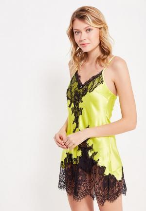 Сорочка ночная Mia-Amore. Цвет: зеленый