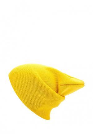 Шапка True Spin. Цвет: желтый
