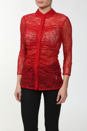 Блуза Catherine Malandrino. Цвет: красный