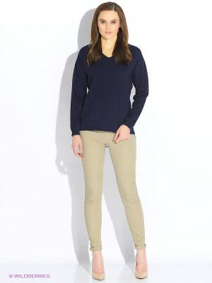 Пуловер Blue Seven. Цвет: темно-синий