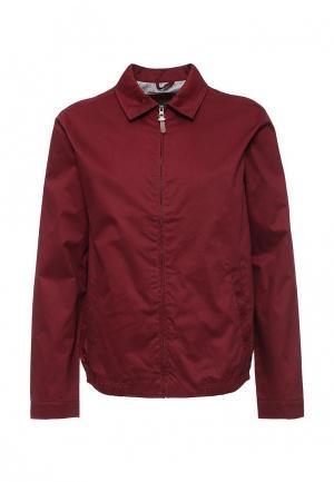 Куртка Burton Menswear London. Цвет: бордовый