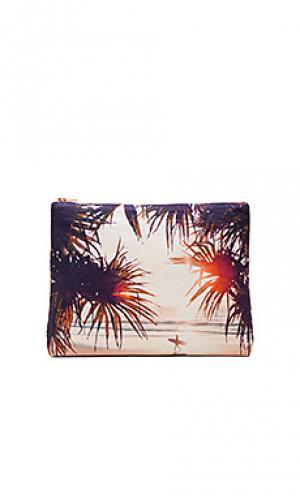 Маленькая сумочка original Samudra. Цвет: оранжевый