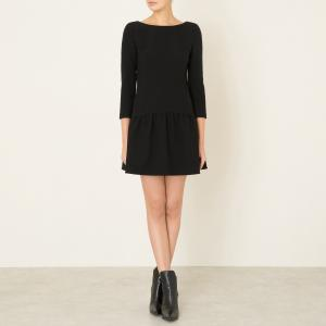 Платье TAXI BA&SH. Цвет: красный,черный
