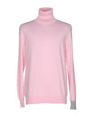 Водолазки LC23. Цвет: розовый