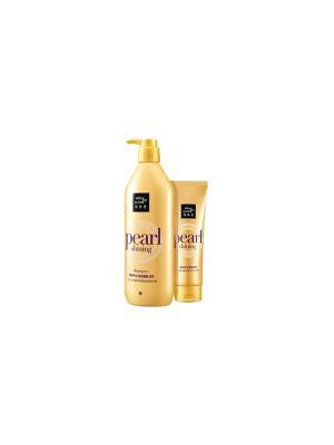 Шампунь для волос Pearl Shining (Curl and Volume) ,  530 мл Amore Pacific. Цвет: белый