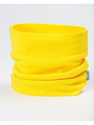 Снуд BODO. Цвет: желтый