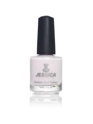 Лак для ногтей  #935 Whisper, 14,8 мл JESSICA. Цвет: бледно-розовый