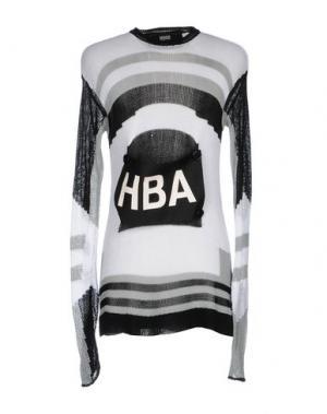 Свитер HBA HOOD BY AIR. Цвет: белый