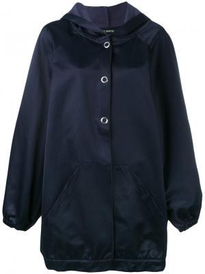 Oversized coat Ter Et Bantine. Цвет: синий