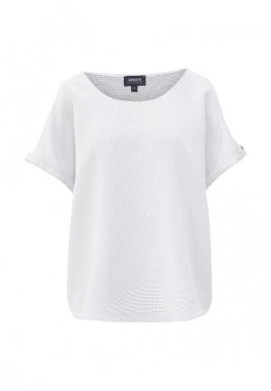 Блуза Armani Jeans. Цвет: серый