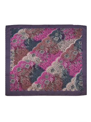 Платок Magrom. Цвет: лиловый