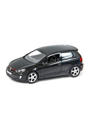 Машина металлическая Volkswagen Golf A6 GTI, 1:32. HOFFMANN. Цвет: черный
