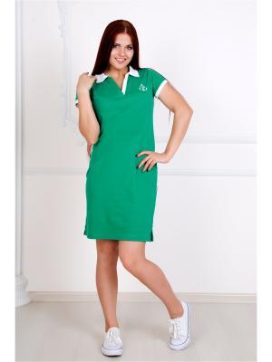 Платье-поло Lika Dress