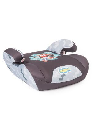 Кресло-Бустер, Sm/Dk-500 Pin Смешарики. Цвет: серый