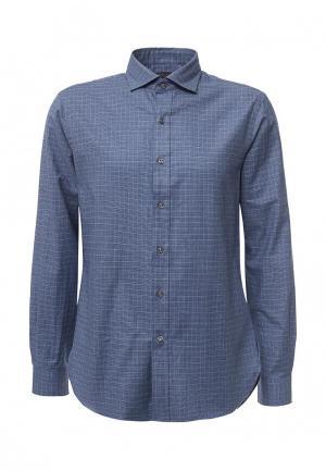 Рубашка Polo Ralph Lauren. Цвет: синий